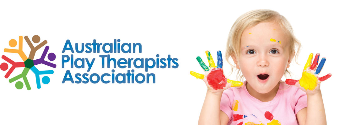 Logo for the Australian Play Therapists Association